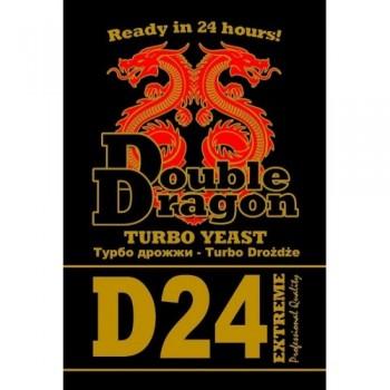 Турбо дрожжи Double Dragon D24 178 гр