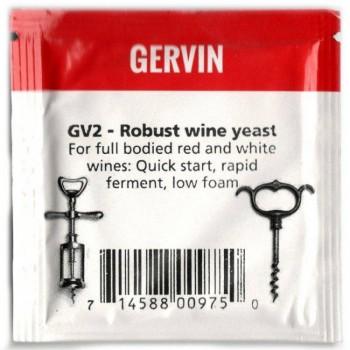 Винные Gervin GV2 Robust Wine, 5 гр.