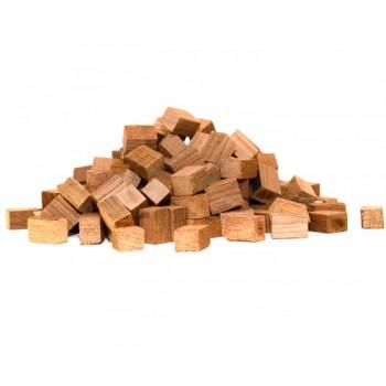 Дубовые кубики без обжига, 1000 г